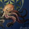 melissa fusco denver colorado tattoo artist mural octopus