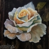 melissa fusco tattoo artist rose oil painting denver colorado