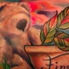 melissa-fusco-colorado-tattoo-artist-memorial-dog-rose-tattoo