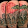 melissa-fusco-elephant-family-flower-of-life-colorado-tattoo-artist-web