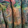 melissa-fusco-polar-bear-buffalo-canadian-tattoo-sleeve-aurora-borealis-denver-tattoo-artist-web