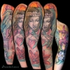 melissa-fusco-tattoo-artist-woman-angle-mythical-tattoo-sleeve